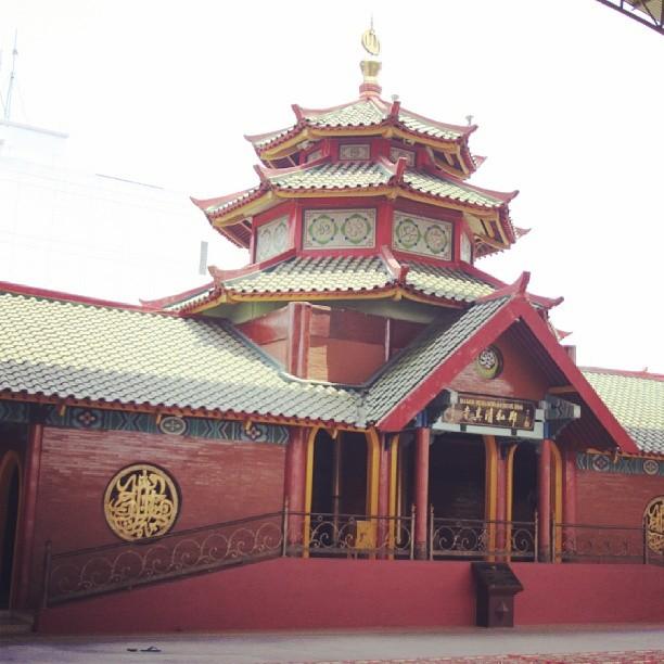 チェン ホ チャイニーズモスク - バリ島インスタグラム