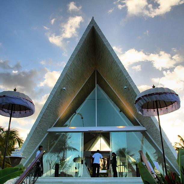 バリ島のウェディングパビリオン - バリ島インスタグラム