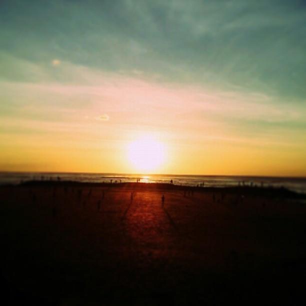 クタビーチのサンセット! - バリ島インスタグラム