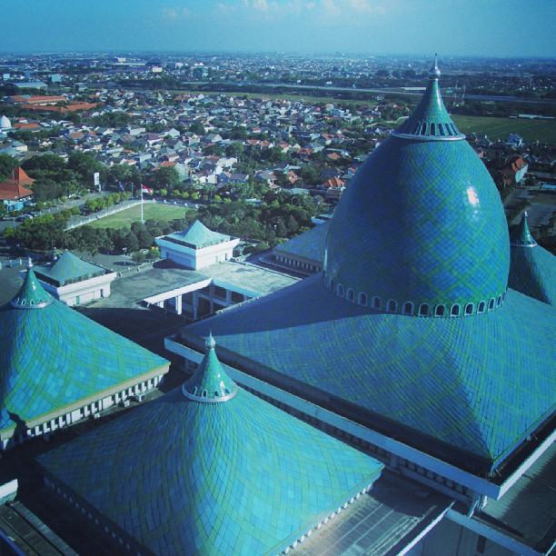 アル アクバル モスク@SURABAYA - バリ島インスタグラム