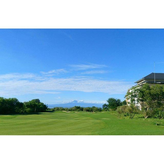 New Kuta Golf Hole 13#newkutagolf #バリ島ゴルフ #ゴルフ#baligolf#golfball #golf - バリ島 ゴルフ