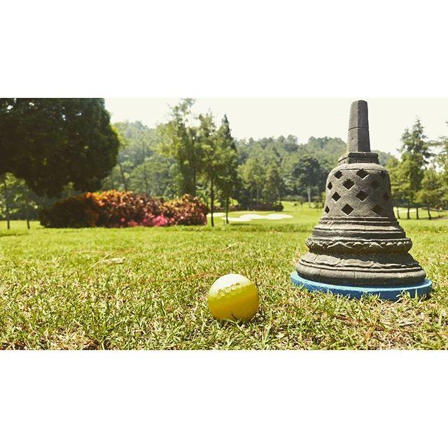 borobudur golf#borobudurgolf#golf#golfindonesia #ゴルフ #南国ゴルフ - バリ島 ゴルフ