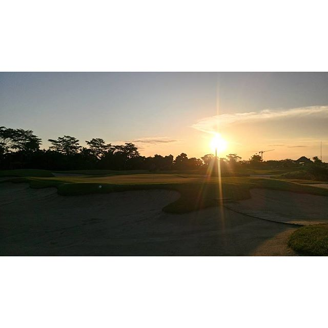H6 @ new kuta golf#バリ島 #リゾートゴルフ #bali#baligolf #newkutagolf - バリ島 ゴルフ